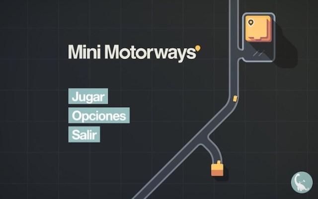 Mini Motorways portada