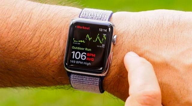 Patente Apple Watch Presión Arterial