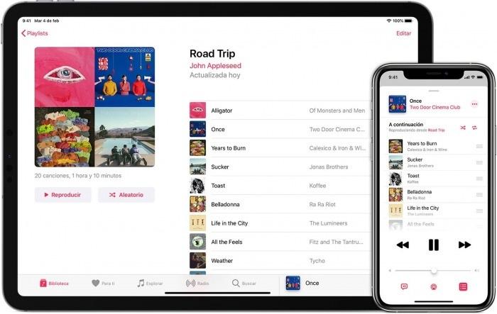Los suscriptores de Apple Music critican la función 'Replay'