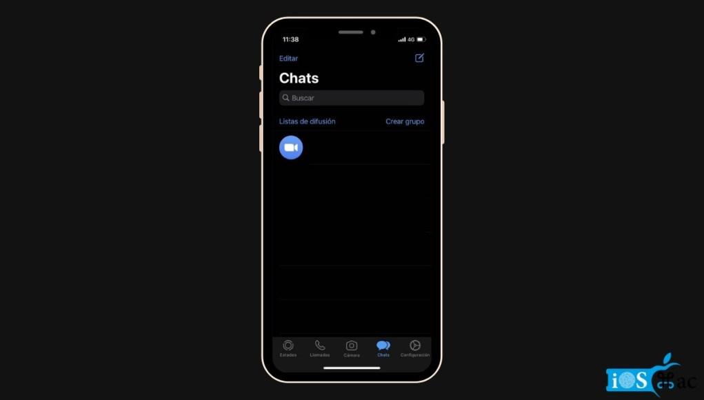 Cómo activar el modo oscuro de WhatsApp en el iPhone con iOS 14