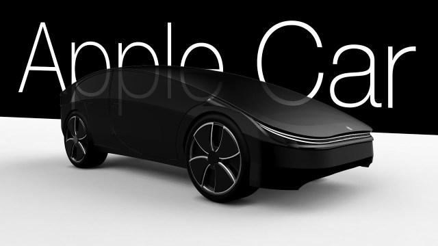 El coche eléctrico revolucionario es el Apple Car