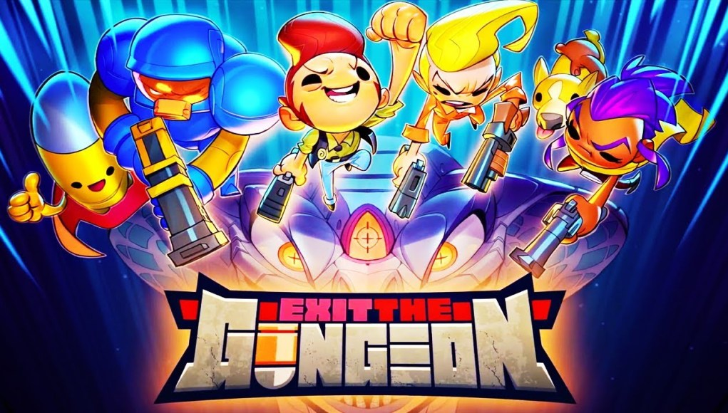 Exit the Gungeon portada