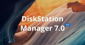 Synology_Imagen DiskStation Manager 7.0