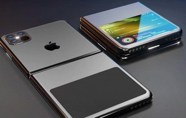 iPhone 13 plegable