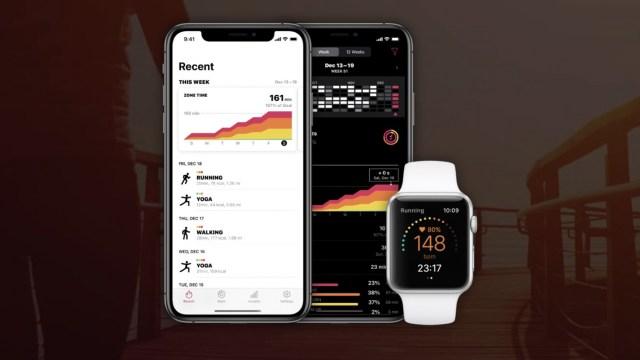 Mejores aplicaciones de fitness para el Apple Watch