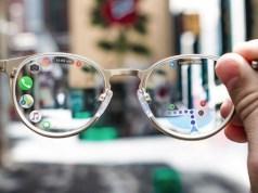 Los micrófonos del Apple Glass pueden localizar sonidos