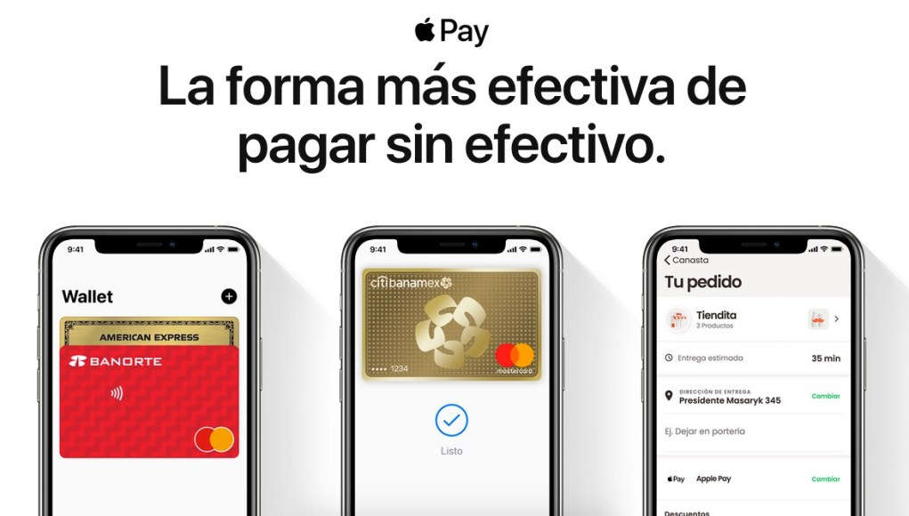 Apple Pay Mexico