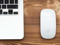 Magic Mouse MacBook