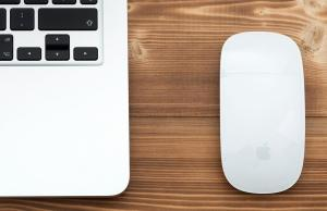 Magic Mouse MacBook