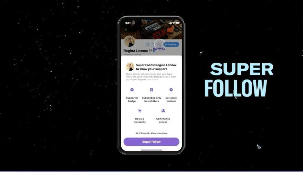 Super Follow
