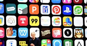 Apps descargadas en iPhone, iPad o Mac