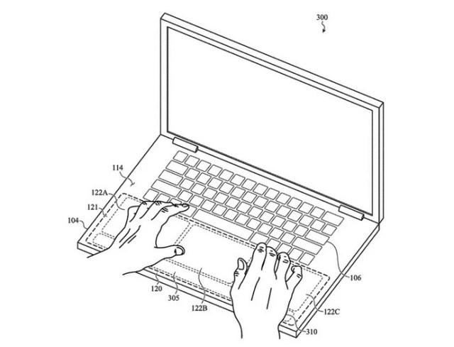 Funcionamiento de la retroalimentacion haptica en MacBooks