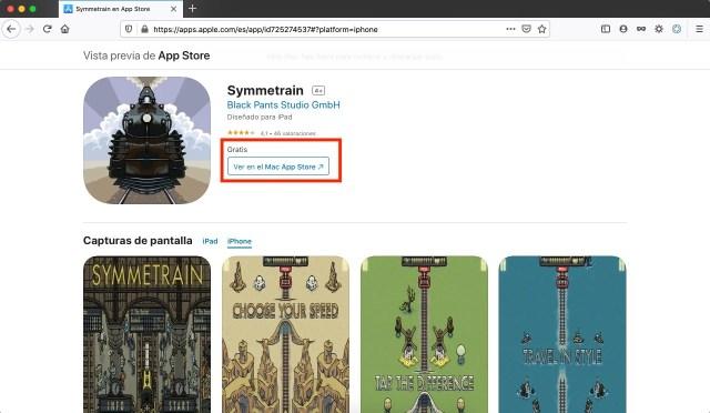 Symmetrain, apps y juegos gratis por tiempo limitado