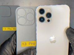 Una filtración muestra la cámara del iPhone 13 Pro Max