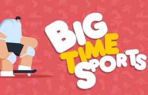 Big Time Sports portada