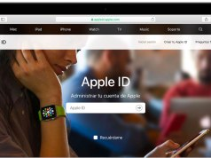 Portada Apple ID