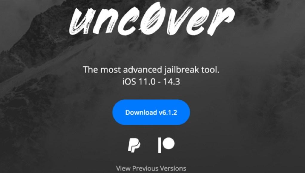 unc0ver nueva versión