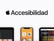 Apple accesibilidad