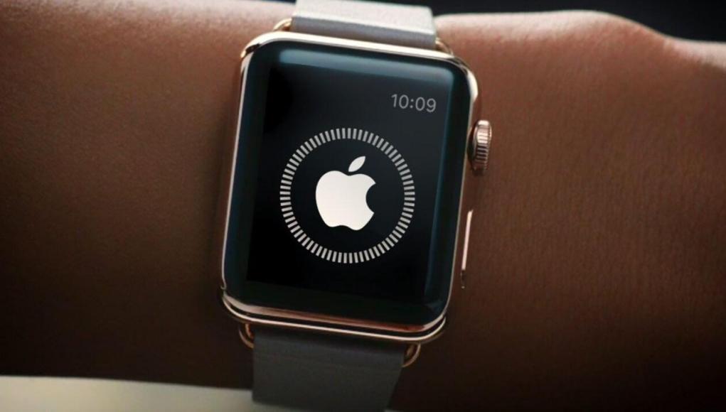 Apple Watch Series 3 watchos