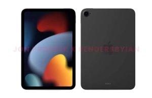 El iPad mini 6 muestra biseles delgados y más novedades