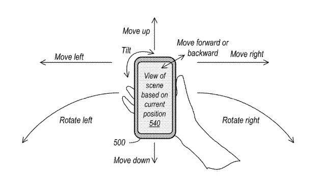 Escanear entorno en RA con un iPhone