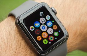 Apple Watch camara