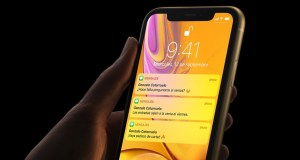 iPhone XR con Face ID