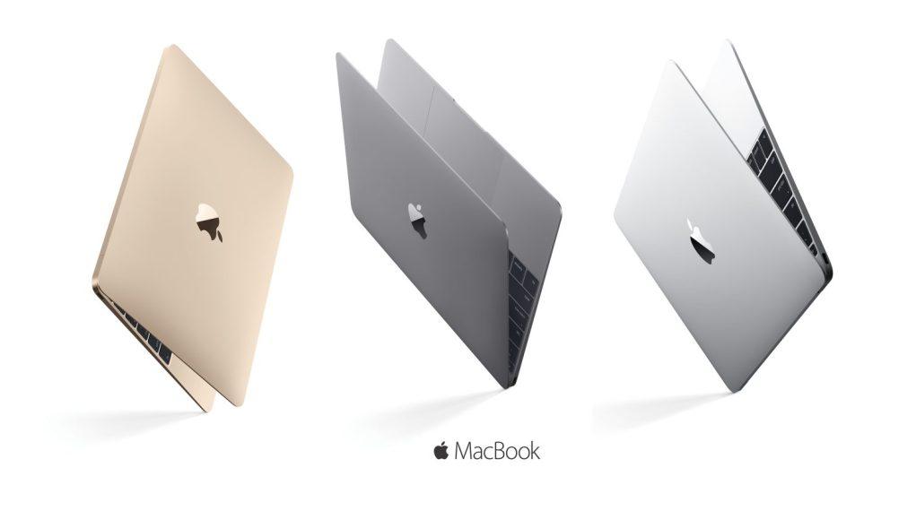MacBook de 12 pulgadas de 2015