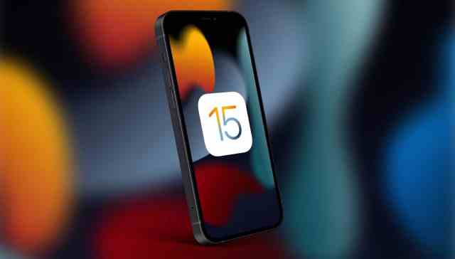 iOS-15-Beta