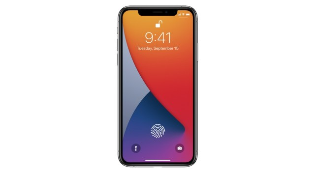 iPhone 13 con Touch ID