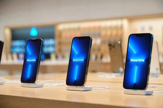 pantalla del iPhone 13 Pro Max