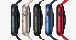 Apple Watch Series 7 colores aluminio