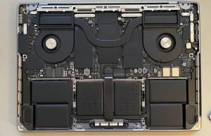 Interior MacBook Pro 14