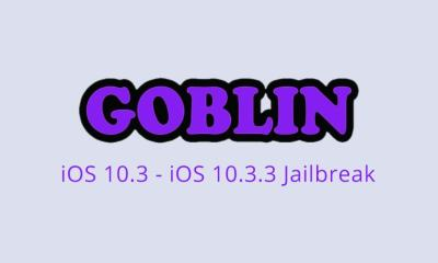 jailbreak ios 10.3 - 10.3.3 with g0blin