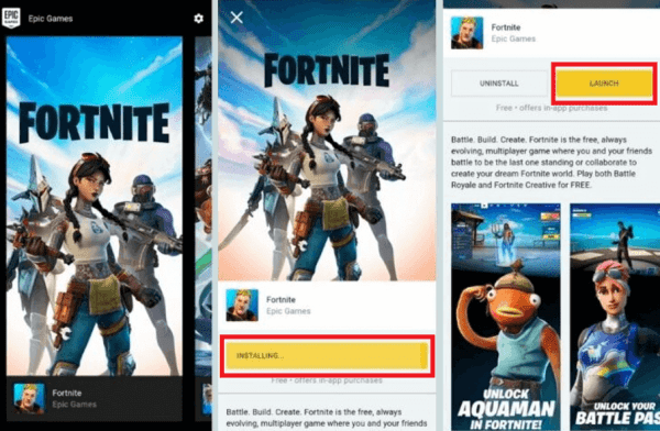How to Install Fortnite on Android Without Google Play Store