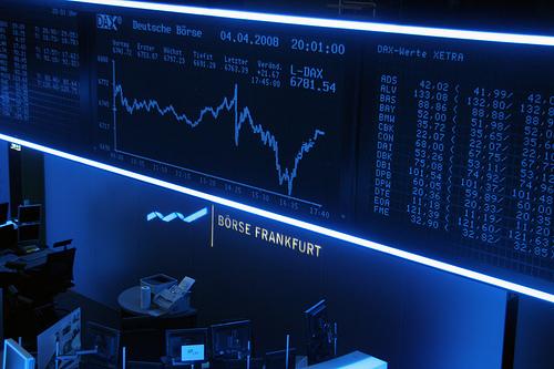 Stock Exchange - by Travel Aficionado
