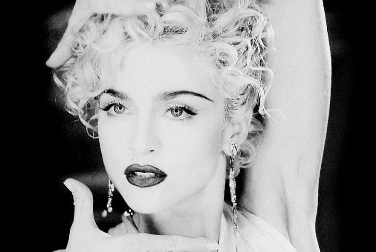 Vogue di Madonna