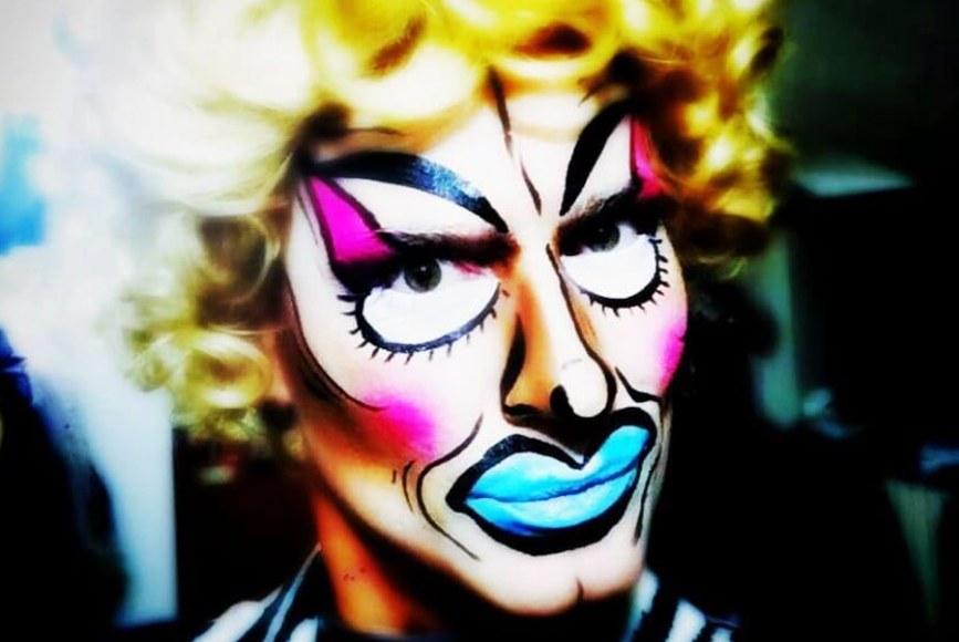 Croce, drag queen