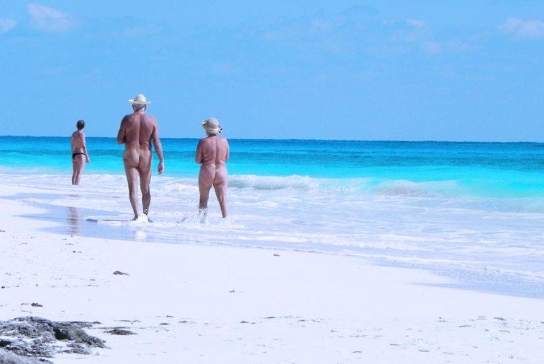 Essere naturisti non è semplice in nessun paese del mondo