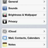 Learn how to grant or revoke app access to your contacts with iOS 6's new Privacy controls