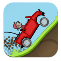 Free Download Hill Climb Racing for iPhone, iPod and iPad