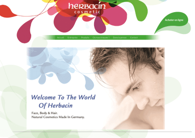 Herbacin