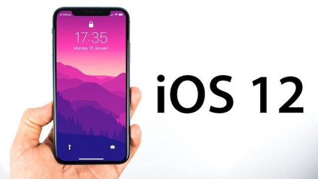 Hvornår kommer iOS 12?