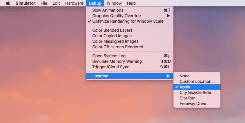 Get user location in swift4 (CoreLocation) - iOSTutorialJunction