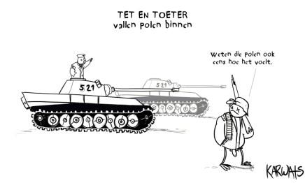 Karwats; Tet en Toeter; Iosua (2013)