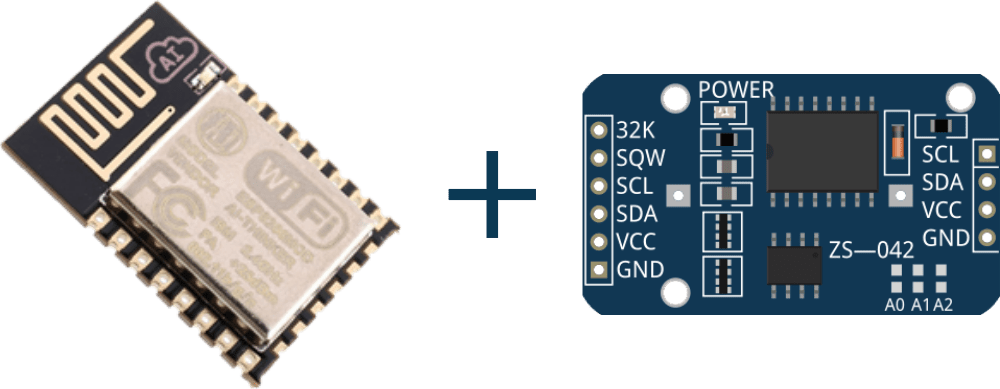 Interfacing DS3231 RTC Module in ESP8266 WiFi Module