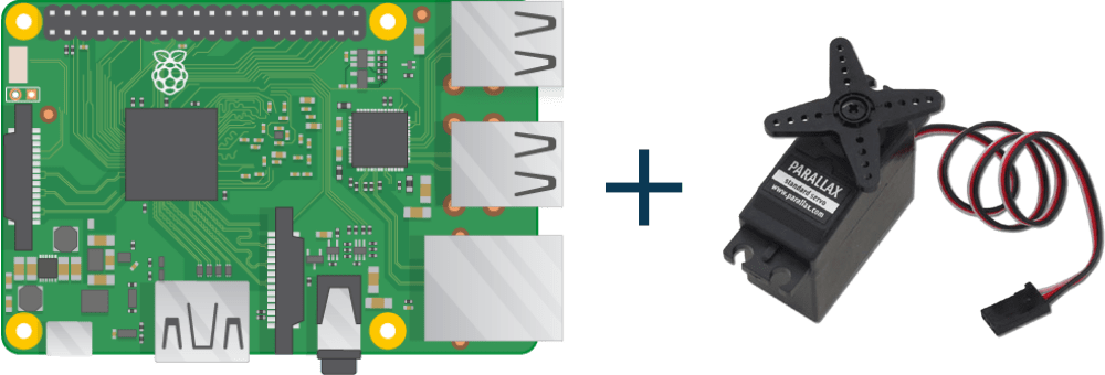 Learn interfacing servo motor with Raspberry Pi