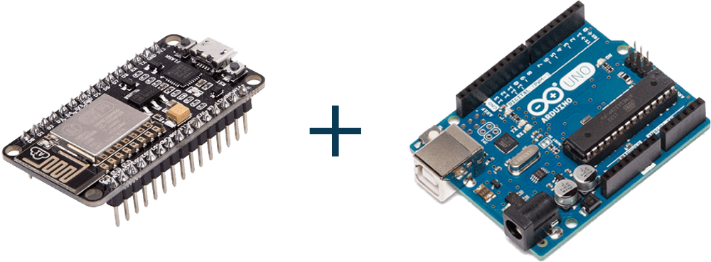 Serial communication between NodeMCU and Arduino