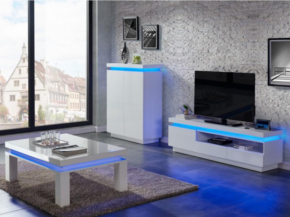 led meuble tv iot ivoire com