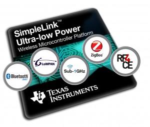 TI SimpleLink Ultra Low Power